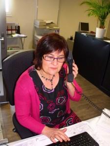 gestion des appels et des agendas